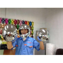 plating motorcycle helmet machine