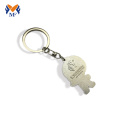 Metal corporate gift meaning keychain for wedding