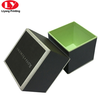 Small Hinger Ring Box with Outer Box