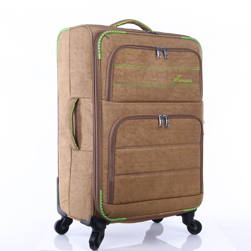 Oxford fabric trolley luggage