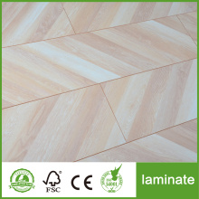 Herringbone fishbone wood laminate flooring