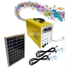 Multi-purpose solar emergency power supply