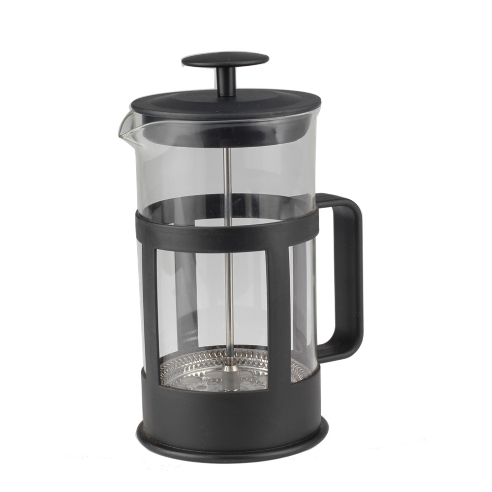 Healthy Glass French Press Coffee Kettle