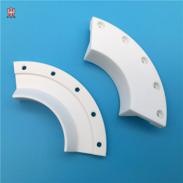 insulating machinable alumina ceramic cnc components