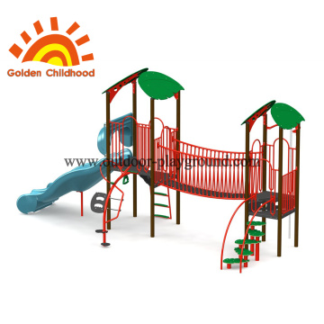 Simple Slide In Park For Children