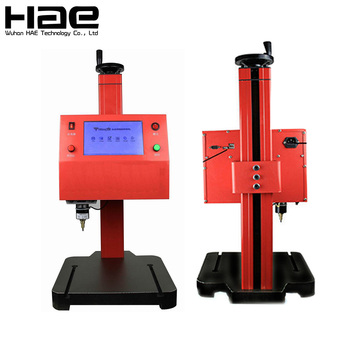 Line Dot Pin Marking Machine for Stainless Steel
