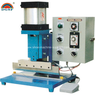 OEM/ODM for Leather Sewing Machine Leather Belt pneumatic Line Pressing Machine YF-13 export to Japan Supplier