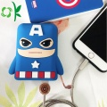 Captain America Ultra-thin Mobile Power Protection Sleeve