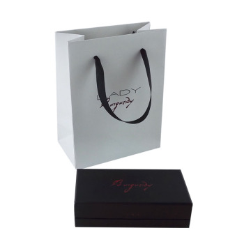 UV Coating Embossing Empty Magnetic Eyelash Packaging Box