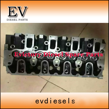 D5D cylinder head block crankshaft connecting rod