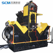 High Quality for Angle Rocker Drilling Machine CNC Angle Drilling Machine Steel Construction Machine supply to Benin Manufacturers