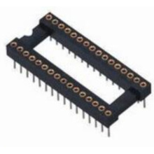 2.54mm Dual-in-line Socket Straight Dip