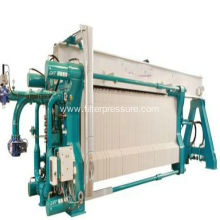 Potato Starch Chamber Membrane Filter Press