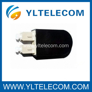 Fiber Optic Patch Cord SC Loop Back with Cover Multimode For Network Components Testing