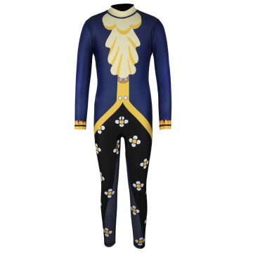 Seaskin Boys Full Body Polyester Long Sleeve Swimsuits