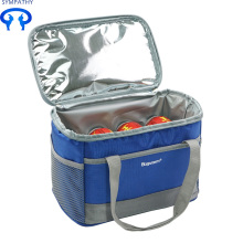 20 Years Factory for Portable Cooler Bag The bag is leaky Oxford cloth insulation bag supply to Russian Federation Factory