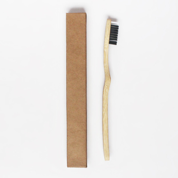 Home Made Bamboo Toothbrush