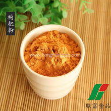 organic Frozen top quality goji powder
