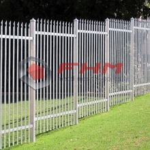 Metal Palisade Fence for Garden