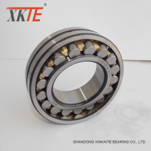 Quality for Brass Cage Spherical Roller Bearing CA Spherical Roller Bearing Bearing 22211 CA export to South Africa Manufacturer