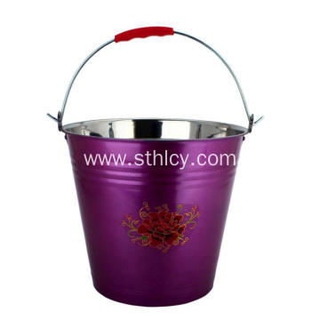High Quality Stainless Steel Stock Pot Pails
