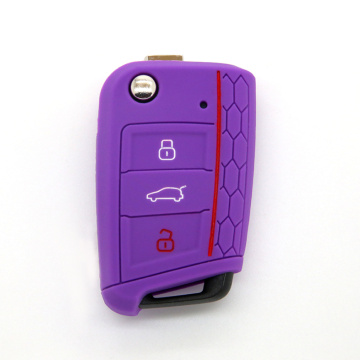 Golf 7 wholesale silicone koloi key holder