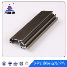 Customized for Extruded Aluminum Profile Aluminum Thermal Insulation Sliding Door Profile supply to Swaziland Factories