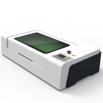 Desktop laser engraving and cutting machine