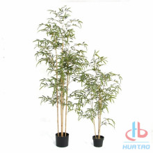 Artificial Plastic bamboo tree
