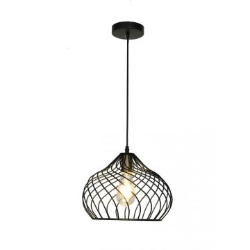 Baking black personalized bar Chandelier
