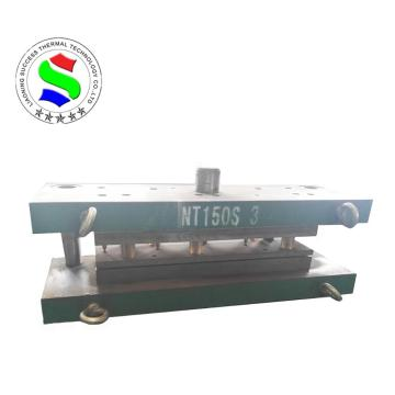 nt150s plate type heat exchanger mould