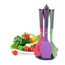 Best quality and factory for Nylon Kitchen Tool 7pcs Nylon kitchen tool set export to Italy Importers