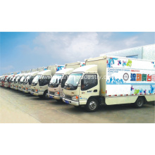 Hot sale for China Mobile Stage Truck,Mobile Stage Vehicle,Outdoor Mobile Stage Truck Supplier Mobile Stage Truck (Three Sides Open) supply to Nepal Factory