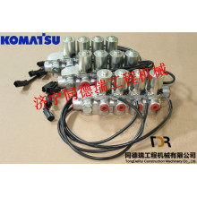 Genuine Parts PC200 PC200-8 Solenoid Valve 20y-60-41621
