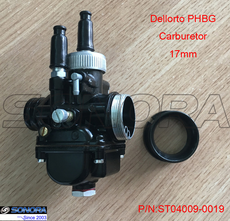Dellorto PHBG Carburetor 17mm 3