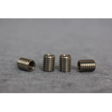tangless wire thread inserts for fasteners