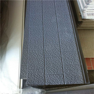 Cheap metal insulation decorative exterior wall panel