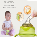 Milk Teat Enhanced Silicone Wide M