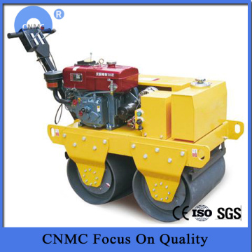 Drum Compactor Self-propelled Vibratory Road Roller