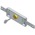 the process of die casting part for door and window sliding lock