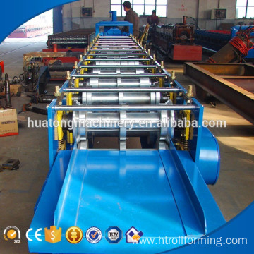 Aluminium profile ridge roll making machine for sale