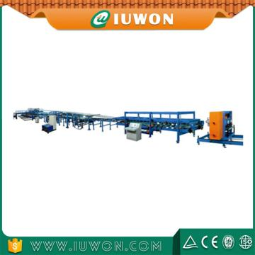 Iuwon Rock Wool Sandwich Panel Roll Forming Line