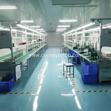 2 Ply PVC  White Rubber Conveyor Belt