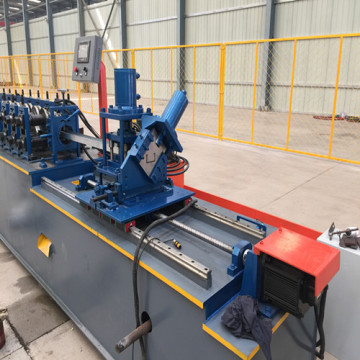 High Quality Industrial Factory for Stud And Track Light Keel Forming Machine manufacturer of China C/U profile stud and track forming machine supply to United States Manufacturers