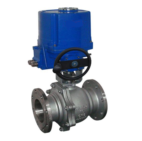 Explosion-proof Electric Ball Valve