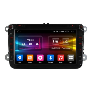 Free shipping audio navigation for VW Polo Passat Golf