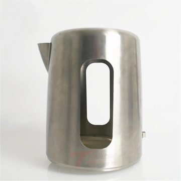 Kettle Rapid Prototype Sheet Metal Fabrication CNC Machining