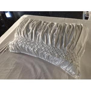 Luxurious Handmade Cotton Sateen Pillow Case