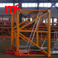 Nice quality tower crane mast section