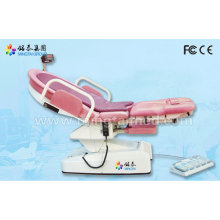 Luxury obstetric operating table